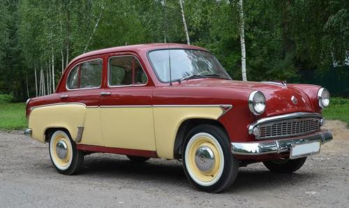 Автомобиль Москвич 407